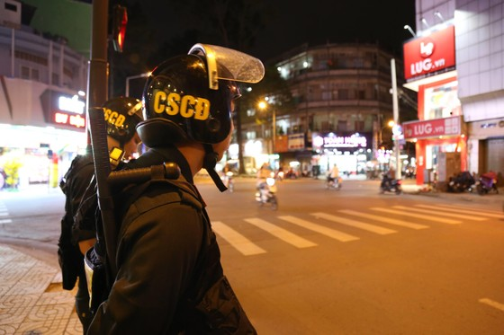Công an TPHCM đảm bảo tình hình an ninh trật tự trong 5 ngày lễ ảnh 1