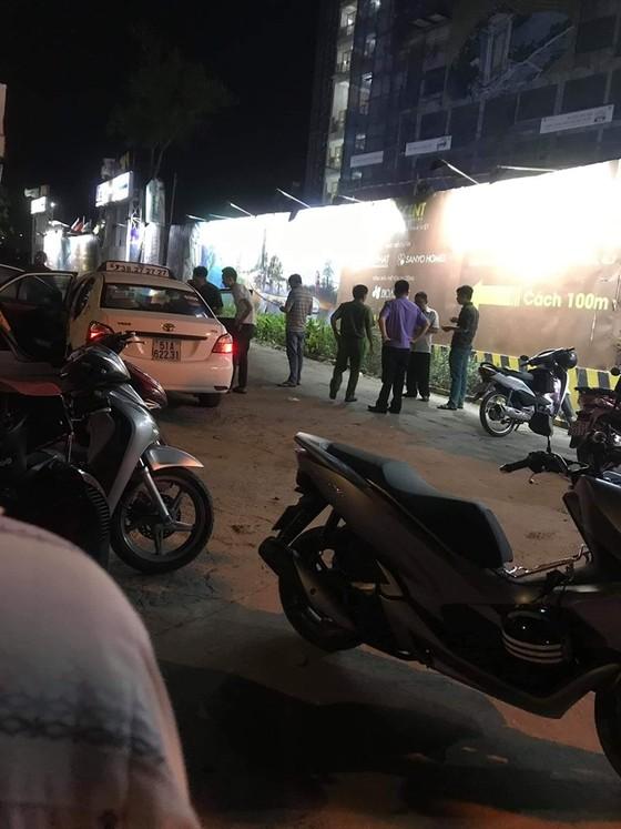 Bắt thanh niên đâm vào cổ tài xế taxi cướp tài sản ảnh 2