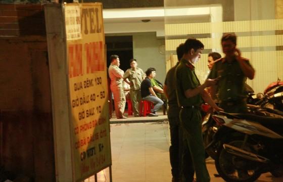 Cô gái tử vong cùng nam thanh niên bị thương nặng trong khách sạn ảnh 1