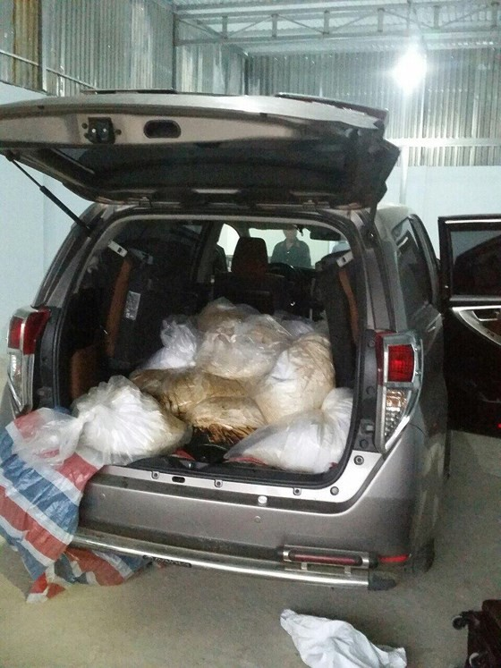   Cục Hải Quan TPHCM nhận khen thưởng thành tích chống tội phạm ma túy ảnh 2
