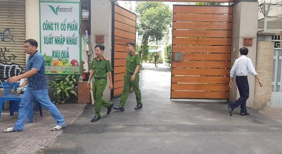 Nguyên Tổng Giám đốc Tổng Công ty Nông nghiệp Sài Gòn Lê Tấn Hùng được di lý ra Hà Nội ảnh 1