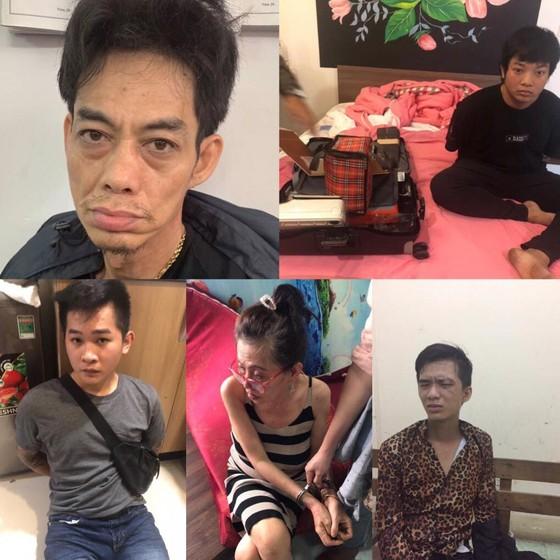 Triệt phá đường dây ma túy cực lớn từ Campuchia về TPHCM  ảnh 1