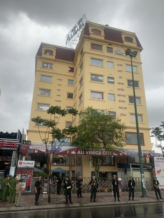 Khởi tố vụ án Lừa đảo chiếm đoạt tài sản xảy ra tại Công ty cổ phần địa ốc Alibaba ảnh 4