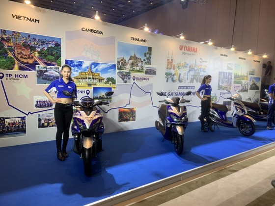 """Yamaha kỷ niệm 5 năm động cơ Blue Core """"tiết kiệm xăng, tăng sức mạnh"""" ảnh 2"""