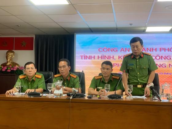 """Triệt phá đường dây ma túy """"khủng"""" từ Lào về TPHCM, thu nhiều súng ảnh 1"""