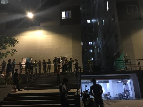 Điều tra làm rõ cái chết của nam thanh niên nghi rơi tầng cao ở chung cư Đạt Gia ảnh 2