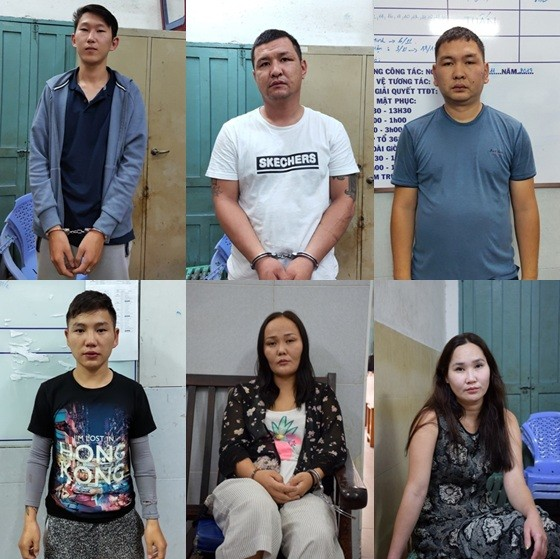 Bắt nhiều đối tượng nước ngoài trộm cắp tài sản ở trung tâm TPHCM ảnh 1