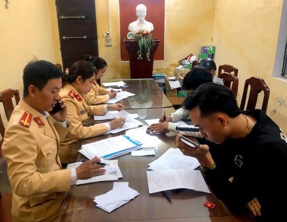 """Xử lý 89 trường hợp """"đi bão"""" mừng U22 Việt Nam chiến thắng ảnh 5"""