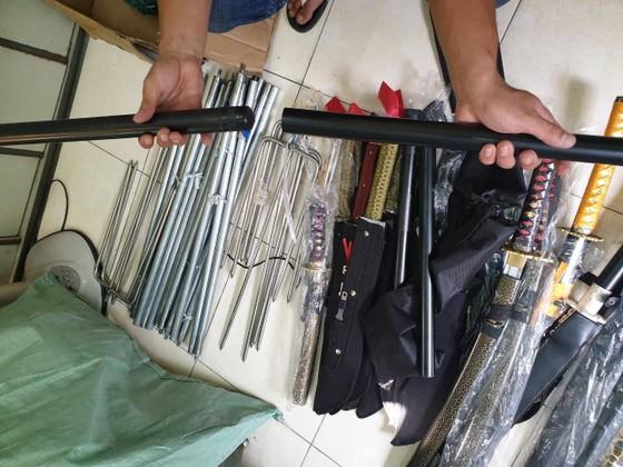Phát hiện kho vũ khí ở cư xá Thanh Đa ảnh 2