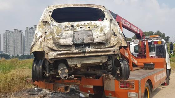 Nhận dạng nghi can giết người cướp tài sản đốt xe phi tang ở TPHCM ảnh 1