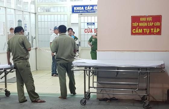 Nghi án người đàn ông nổ súng tự sát ở Bệnh viện Trưng Vương ảnh 1
