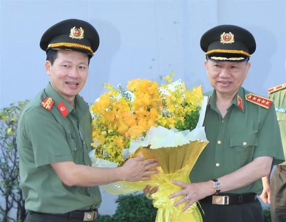 Đại tướng Tô Lâm thăm và làm việc với Công an tỉnh Đồng Nai ảnh 1