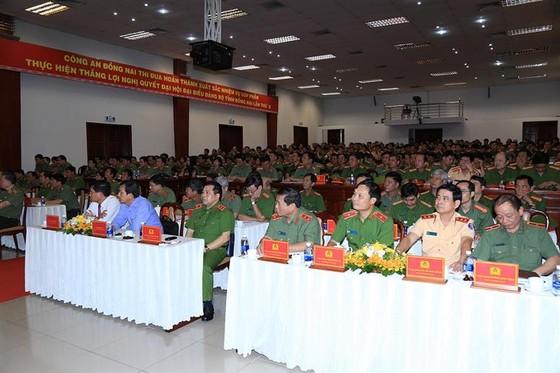 Đại tướng Tô Lâm thăm và làm việc với Công an tỉnh Đồng Nai ảnh 3