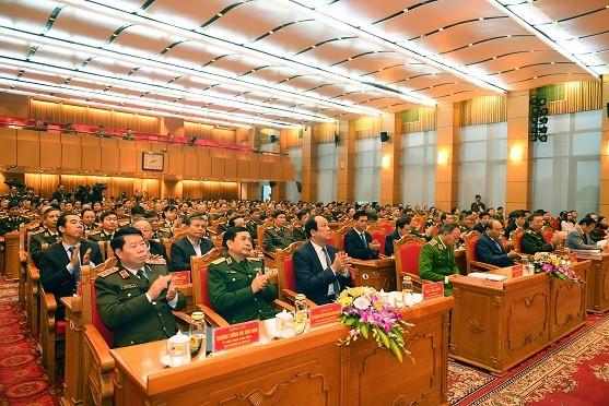 Khai mạc Hội nghị Công an toàn quốc lần thứ 75 ảnh 4
