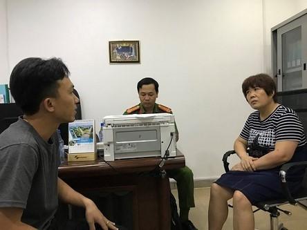 Công an giải cứu nữ bệnh nhân nghi bị giữ trong Phòng khám đa khoa Hồng Phúc ảnh 1