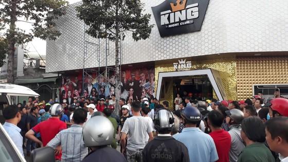 Vụ sập vũ trường King tại Vũng Tàu: Tích cực giải cứu nạn nhân ảnh 11