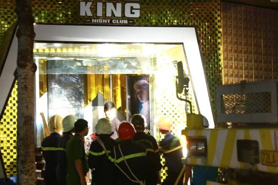 Vụ sập vũ trường King tại Vũng Tàu: Tích cực giải cứu nạn nhân ảnh 3