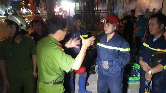 Vụ sập vũ trường King tại Vũng Tàu: Tích cực giải cứu nạn nhân ảnh 1