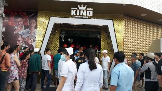 Vụ sập vũ trường King tại Vũng Tàu: Tích cực giải cứu nạn nhân ảnh 12