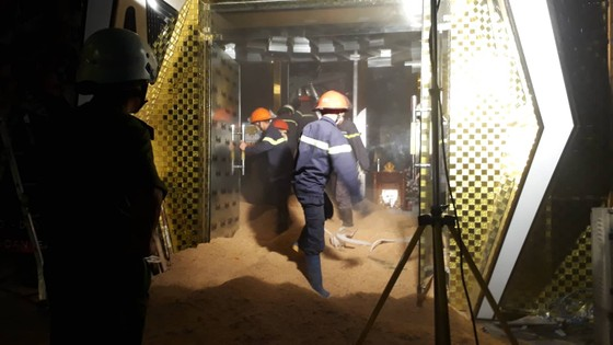Vụ sập vũ trường King tại Vũng Tàu: Tích cực giải cứu nạn nhân ảnh 4