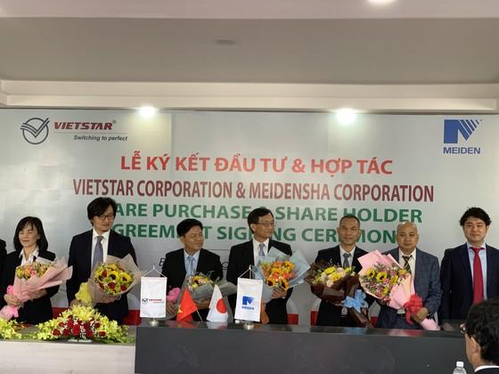 Công ty cổ phần kỹ nghệ VietStar và Tập đoàn Meidensha ký kết thỏa thuận hợp tác toàn diện ảnh 1