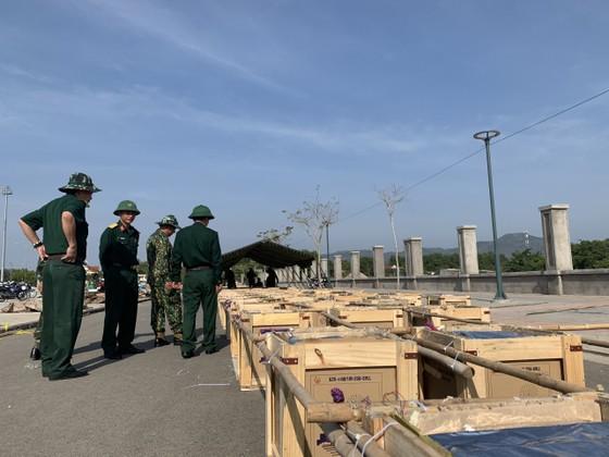 1.200 giàn pháo hoa chờ bắn dịp giao thừa tại Bà Rịa - Vũng Tàu ảnh 1