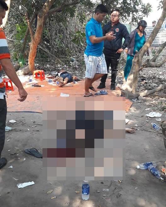 Nổ súng khiến 4 người tử vong ở Củ Chi ảnh 1