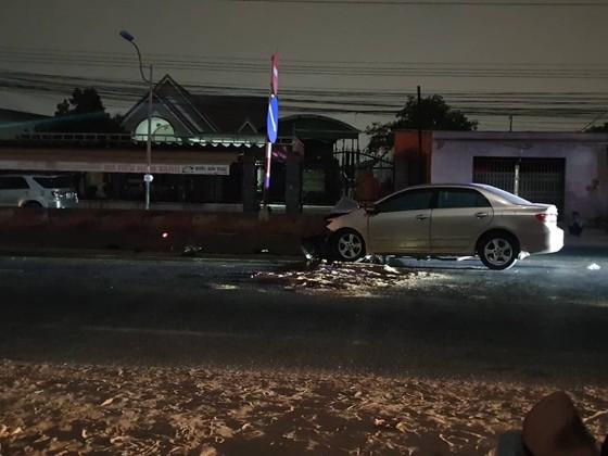 Bốn vụ tai nạn khiến 4 người tử vong ở tỉnh Bình Dương trong 1 đêm ảnh 1