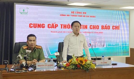 Công an TPHCM thông tin vụ Tuấn 'khỉ': Nghi phạm nổ 3 phát súng chống trả ảnh 1