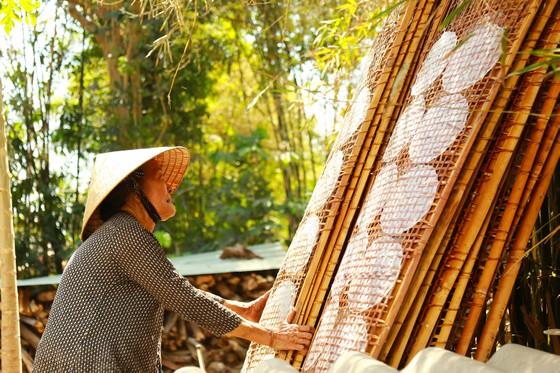 Trăm năm làng nghề bánh tráng An Ngãi ảnh 14