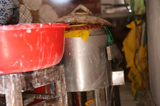 Trăm năm làng nghề bánh tráng An Ngãi ảnh 4