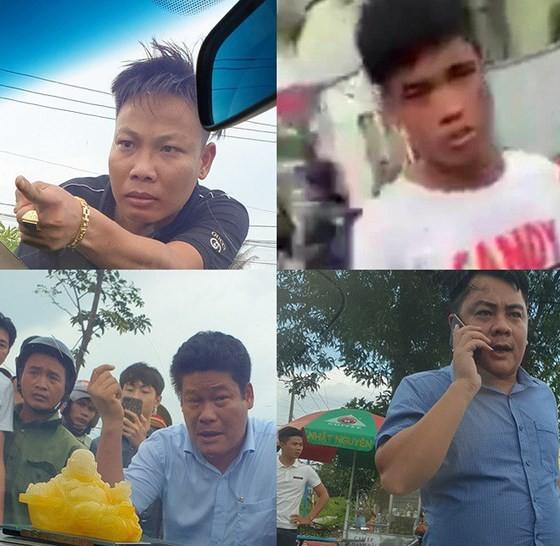 Truy tố nhóm giang hồ vây chặn xe chở công an ở Đồng Nai ảnh 1