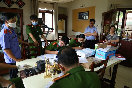 Khởi tố, bắt tạm giam lãnh đạo Tổng Công ty SX- XNK Bình Dương ảnh 1