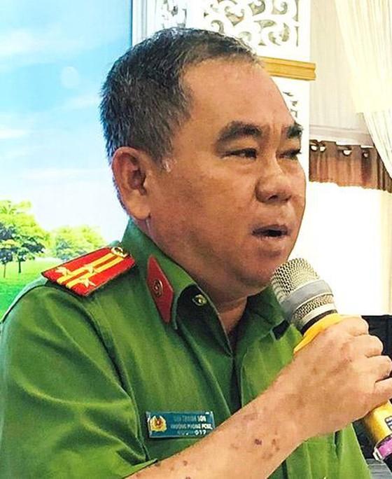 Thêm 2 trưởng phòng Công an tỉnh Đồng Nai bị cách chức ảnh 1