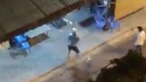 Nhóm thanh niên hỗn chiến nghi nổ súng khiến 2 người bị thương ở quận 12 ảnh 1