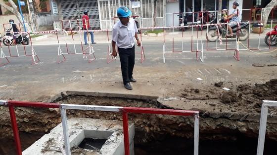 Sạt lở đất tại công trình ở TP.Bà Rịa, một người tử vong ảnh 1