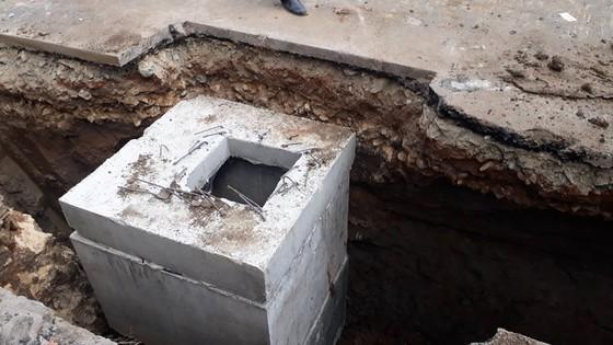 Sạt lở đất tại công trình ở TP.Bà Rịa, một người tử vong ảnh 2