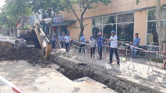 Sạt lở đất tại công trình ở TP.Bà Rịa, một người tử vong ảnh 4