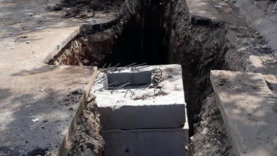 Sạt lở đất tại công trình ở TP.Bà Rịa, một người tử vong ảnh 6