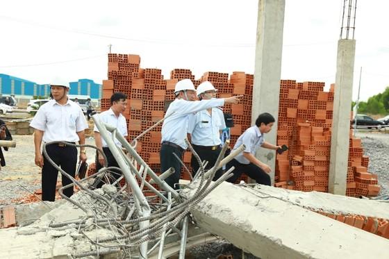 Kiến nghị tỉnh Đồng Nai rà soát các công trình xây dựng tương tự công trình sập tường 10 người chết ảnh 5