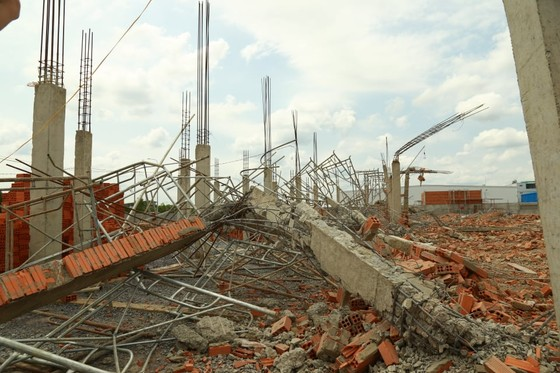 Kiến nghị tỉnh Đồng Nai rà soát các công trình xây dựng tương tự công trình sập tường 10 người chết ảnh 17
