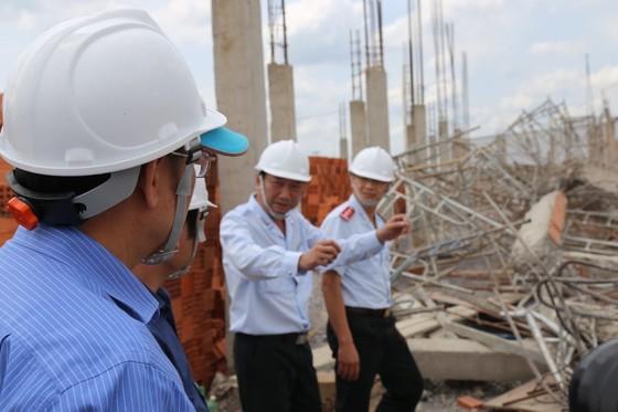 Kiến nghị tỉnh Đồng Nai rà soát các công trình xây dựng tương tự công trình sập tường 10 người chết ảnh 8