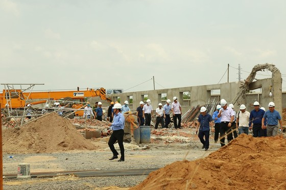 Kiến nghị tỉnh Đồng Nai rà soát các công trình xây dựng tương tự công trình sập tường 10 người chết ảnh 12