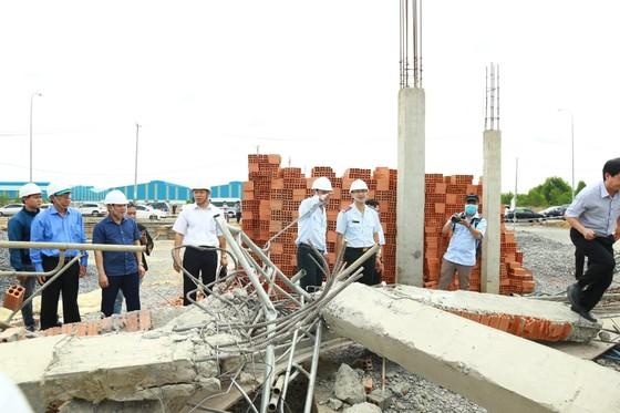 Kiến nghị tỉnh Đồng Nai rà soát các công trình xây dựng tương tự công trình sập tường 10 người chết ảnh 10