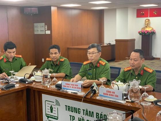 Tạm giữ 34 đối tượng trong vụ 'băng áo cam' đập phá quán nhậu ở quận Bình Tân ảnh 1