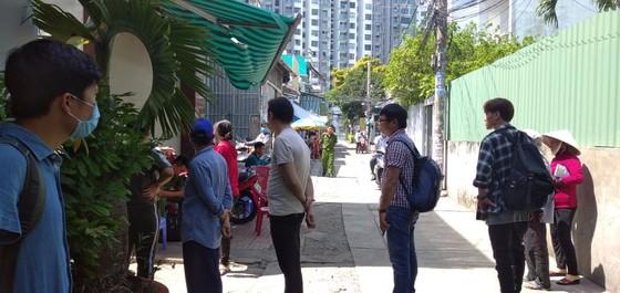 Người phụ nữ trong vụ cháy phòng trọ ở Tân Phú đã tử vong ảnh 1