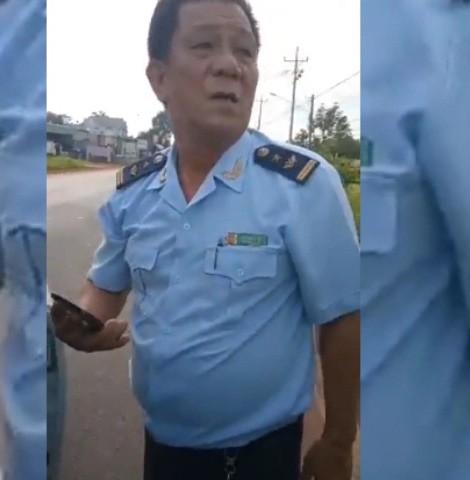 Tạm đình chỉ công tác Phó Chi cục trưởng Hải quan say xỉn gây tai nạn rồi bỏ chạy ảnh 1