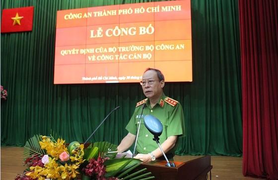 Đại tá Lê Hồng Nam giữ chức vụ Giám đốc Công an TPHCM từ ngày 1-7-2020 ảnh 1