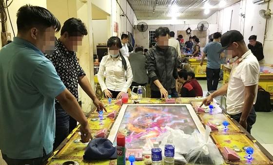 Triệt phá tụ điểm đánh bạc núp bóng game bán cá ở tỉnh Đồng Nai ảnh 1