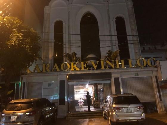 Kiểm tra phòng thu âm ở quận Bình Tân, phát hiện 42 nam nữ dương tính với chất ma tuý ảnh 2